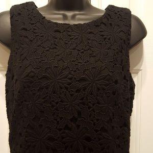Talbots little black dress